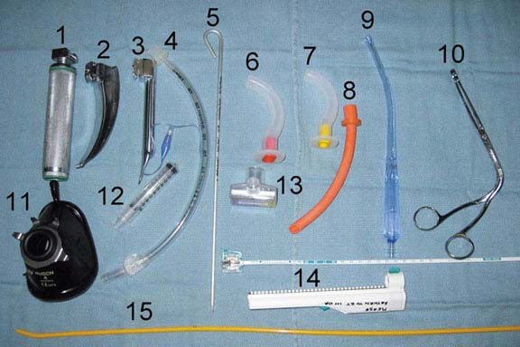Intubation Equipment